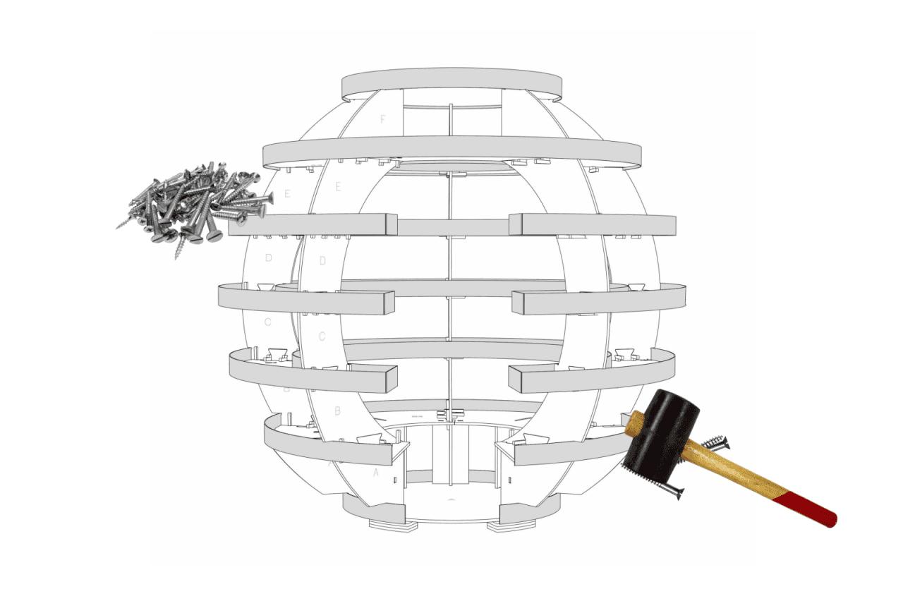 Vertical Garden Room Plans: Build Your Own